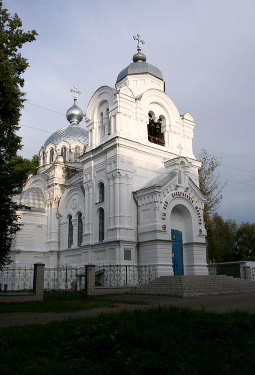 Вичуга, Церковь  Воскресения Христова