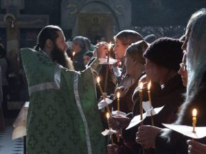 Таинство Елеосвящения. Соборование