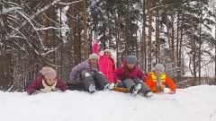 Зимний лагерь в духовно-просветительском центре