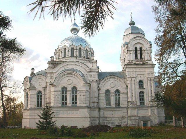 Мы с радостью приветствуем Вас на странице сайта Свято-Воскресенского храма в г. Вичуга!