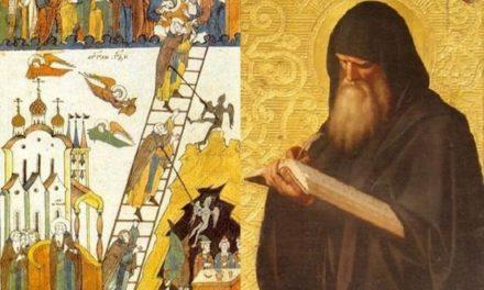 Преподобный Иоанн Лествичник (†649)