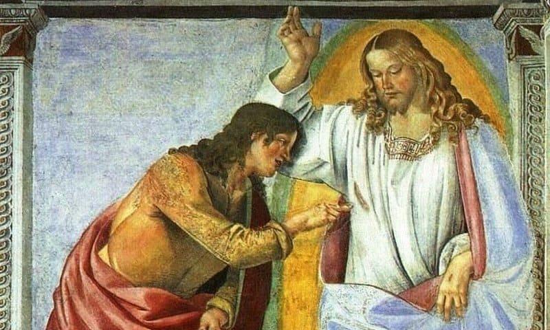 Святой Апостол Фома (†72)