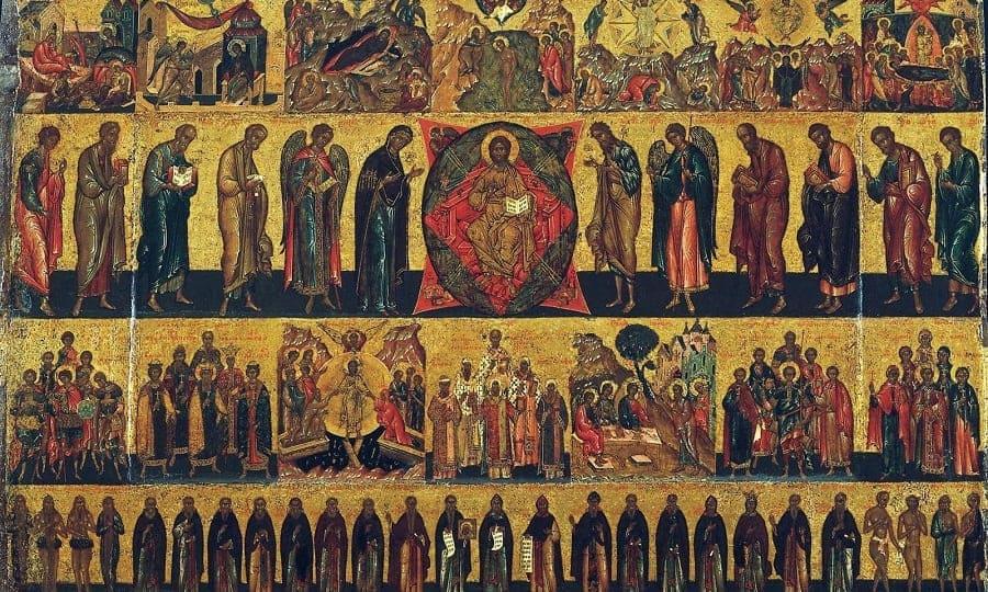 Толкование воскресного Евангелия. Неделя 1-я по Пятидесятнице, Всех святых.