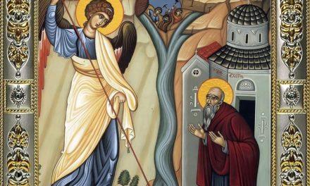 Воспоминание чуда Архангела Михаила в Хонех