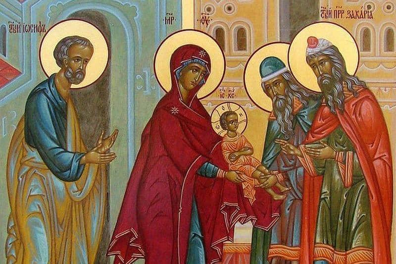 Праздник Обрезания Господня — день Закона Божия