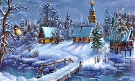 В канун Рождественского поста