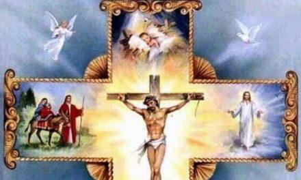 Отличие православного креста от католического. Распятие. Значение крестной смерти Христа