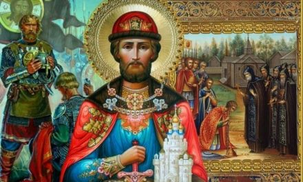 Благоверный Великий князь Димитрий Донской (†1389)