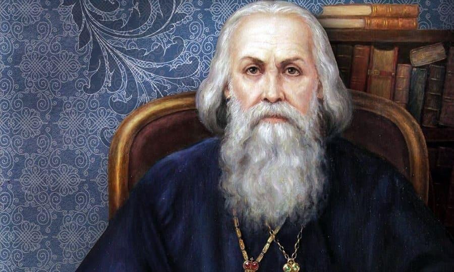 Святитель Игнатий Брянчанинов (†1867)
