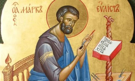 Апостол и евангелист Марк (†68)
