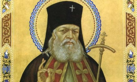 Святитель Лука Войно-Ясенецкий, архиепископ Крымский (†1961)