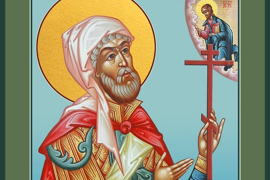Мученик Лонгин сотник, Каппадокийский († I век)