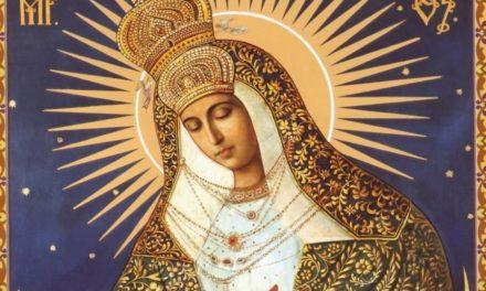 Икона Божией Матери «Виленская — Остробрамская»