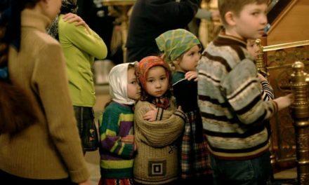 Почему дети уходят из Церкви?