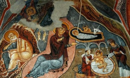 Свт. Феофан Затворник. Размышления на Рождество Христово