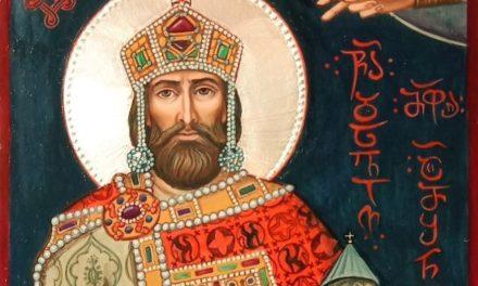 Давид IV Строитель, царь Иверии и Абхазии (†1122)