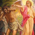 Толкование воскресного Евангелия. Неделя сыропустная. Воспоминание Адамова изгнания