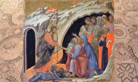 Текст службы Паримий Великой Субботы, с переводом и изъяснениями