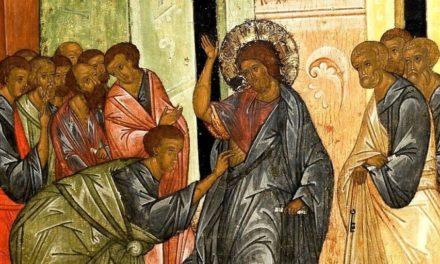 Толкование воскресного Евангелия. Неделя 2-я по Пасхе, апостола Фомы
