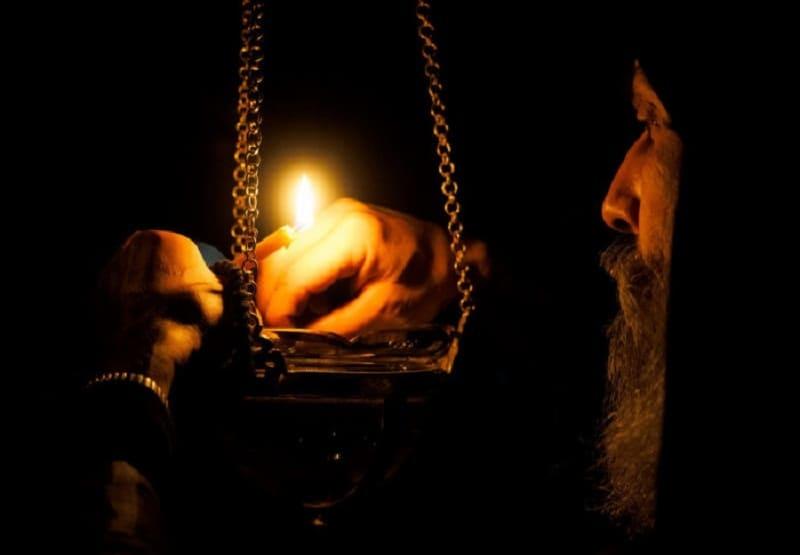 Афонский старец о доброй совести и совести лукавой