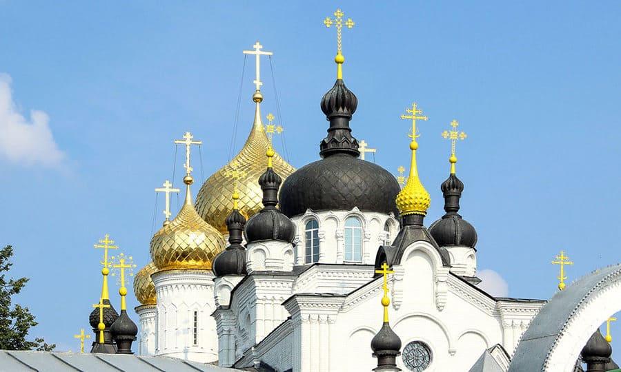 О чём могут рассказать купола православных храмов?