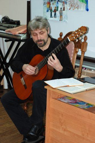 Творческий вечер Вадима Белова