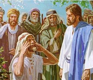 Толкование воскресного Евангелия. Евангелие от Луки: 18:35-43