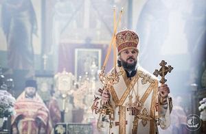 Ректор Московской духовной академии архиепископ Амвросий (Ермаков)