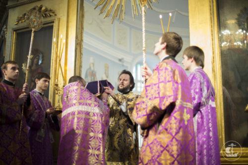 Фото Санкт-Петербургской Духовной академии, spbpda/www.flickr.com