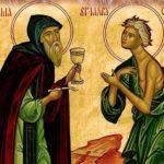 Житие преподобной матери нашей Марии Египетской (+аудио)