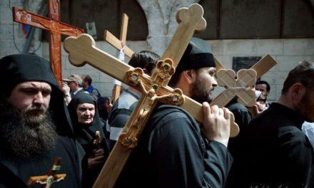 Отвергнись себя и возьми крест свой