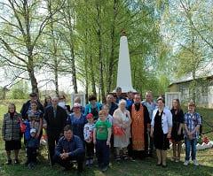 День Победы в Казаркино