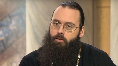 Иерей Валерий Духанин. Фото: Телеканал Царьград