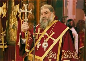 Митрополит Афанасий Лимасольский
