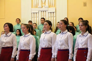 Закрытие XIX областного фестиваля детского творчества «Светлый праздник»