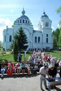 115-летие Свято-Воскресенского (старого) храма