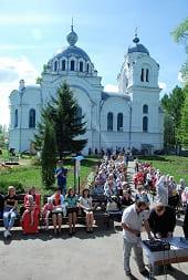 115-летие Свято-Воскресенского (старого) храма г. Вичуга