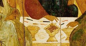 """картина """"Святая Троица"""". Хендрик ван Бален. 1620"""