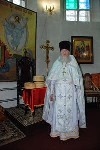 Протоиерей Александр Соловьев
