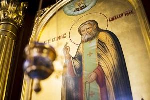 Преподобный Серафим Саровский. Фото: tatmitropolia.ru
