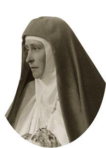 Святая преподобномученица Елизавета Федоровна
