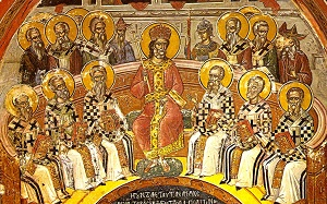 Святые отцы VII Вселенского Собора