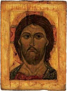 Икона «Спас Оплечный». Вторая половина XI века