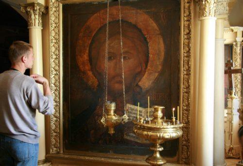 Фото священника Андрея Близнюка