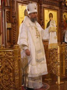 Епископ Николаевский Василий (Кулаков)