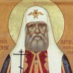 22 февраля — обретение мощей святителя Тихона, патриарха Московского и всея Руси