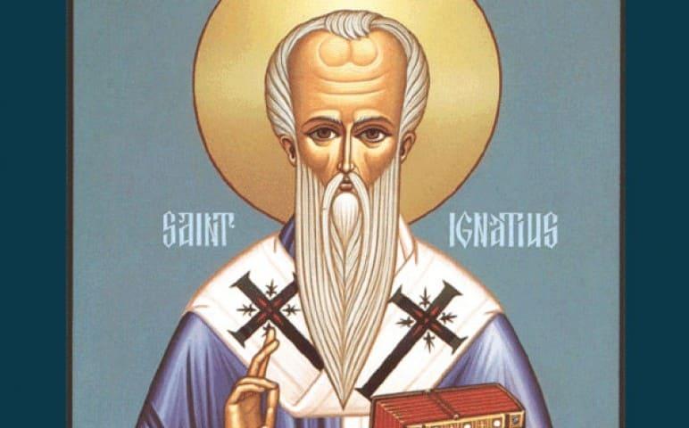 11 февраля — перенесение мощей священномученика Игнатия Богоносца