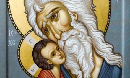 Величайшая награда — видеть Бога. Слово на Сретение Господне (+Аудио)