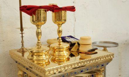 Коронавирус: запретят ли христианам причащаться?