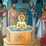 Символ веры: десятый член. О крещении